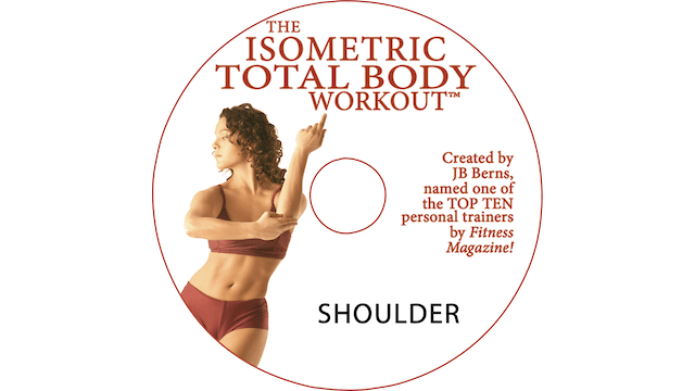 Isometric Total Body Workout - Shoulder Sculpting