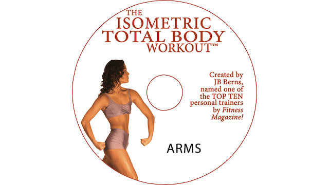 Isometric Total Body Workout - Arm Sculpting
