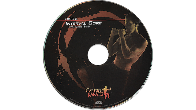 Cardio Karate - Interval Core