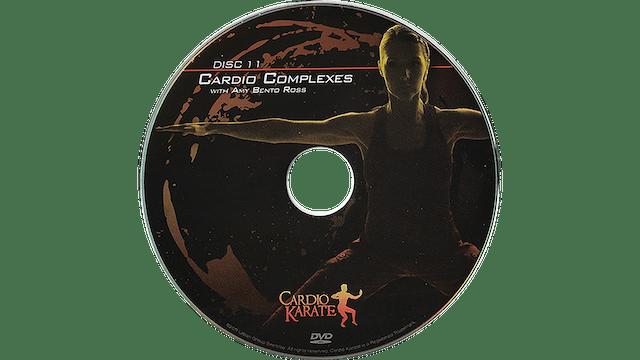 Cardio Karate - Cardio Complexes