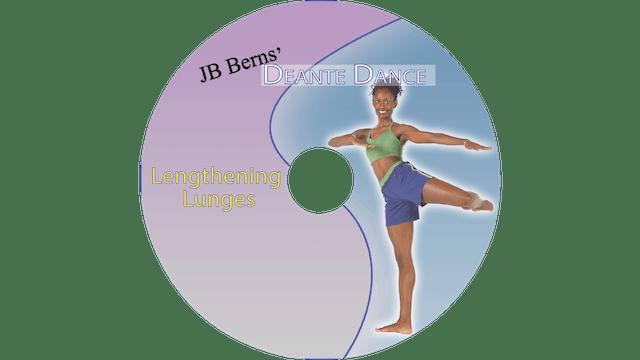 Deante Dance - Lengthening Lunges