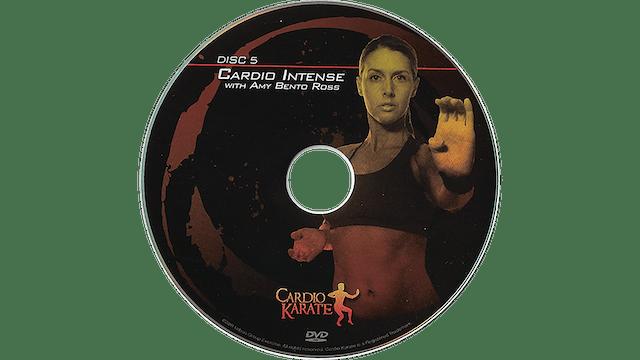 Cardio Karate - Cardio Intense