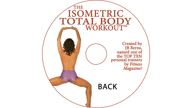 Isometric Total Body Workout - Back Sculpting