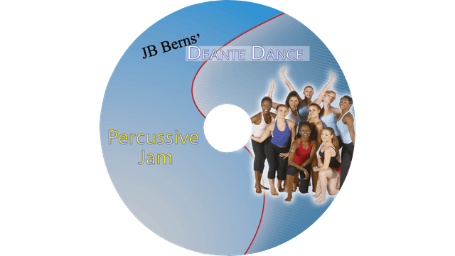 Deante Dance - Percussive Jam