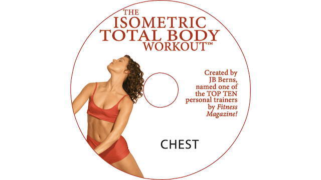 Isometric Total Body Workout - Chest Sculpting