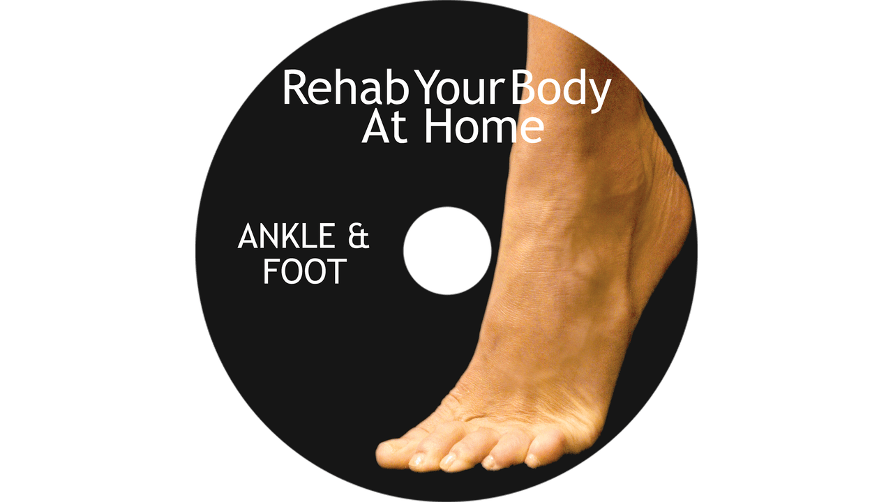 Rehab Your Body - Ankle and Foot Restoration