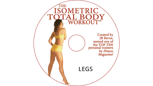 Isometric Total Body Workout - Leg Sculpting