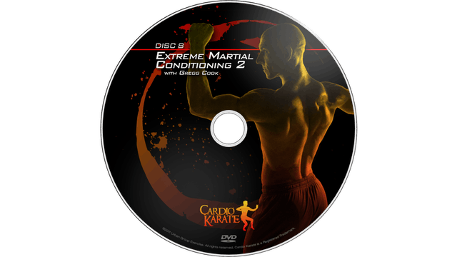 Cardio Karate - Extreme Martial Conditioning 2