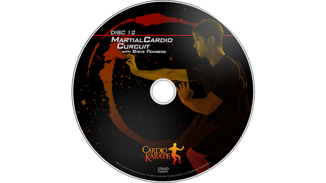 Cardio Karate - Martial Cardio Circuits