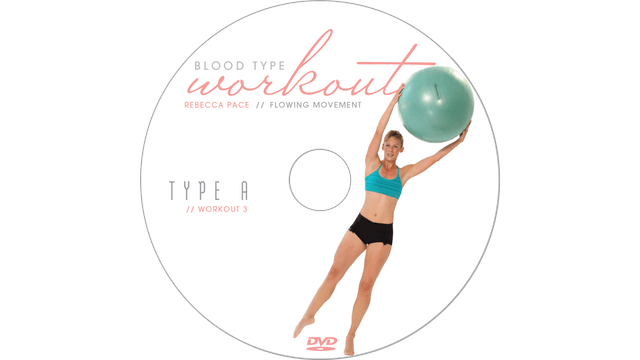 Blood Type Workout - A - Flowing Movement