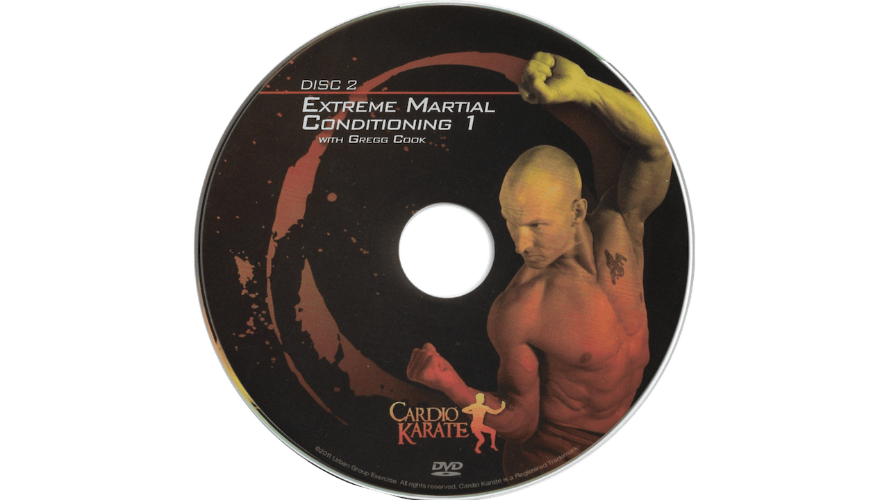 Cardio Karate - Extreme Martial Conditioning 1