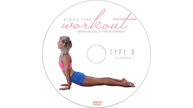 Blood Type Workout - A - Fusion Strength