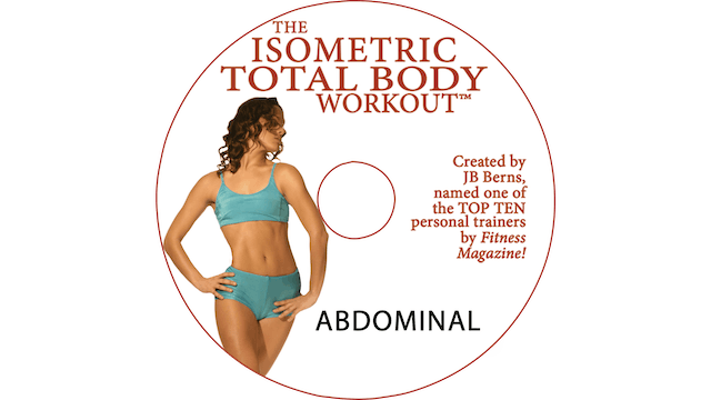 Isometric Total Body Workout - Ab Sculpting