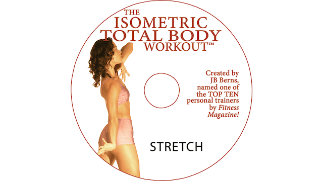 Isometric Total Body Workout - Stretch