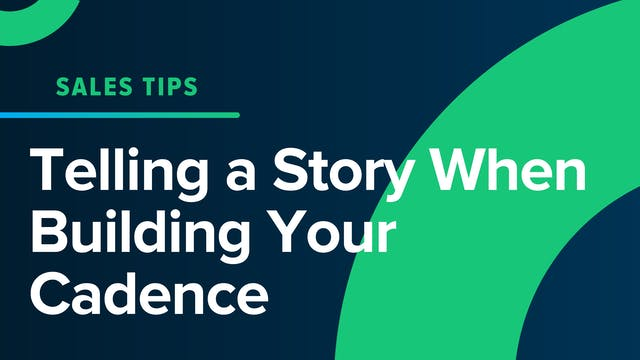Telling A Story When Building Your Ca...