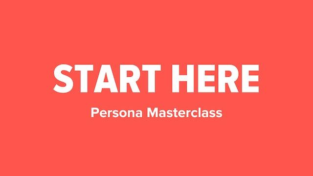 Person Masterclass Roadmap