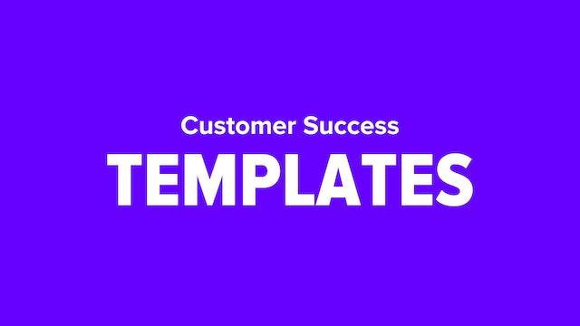 Customer Success Scorecard Template