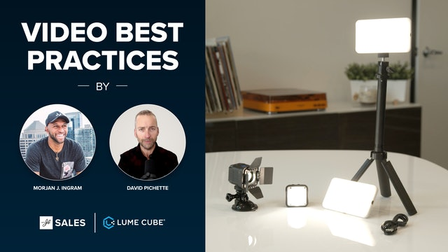 Video Best Practices Course with Lumecube