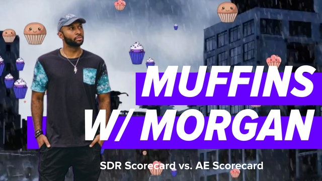 SDR Scorecard vs. AE Scorecard