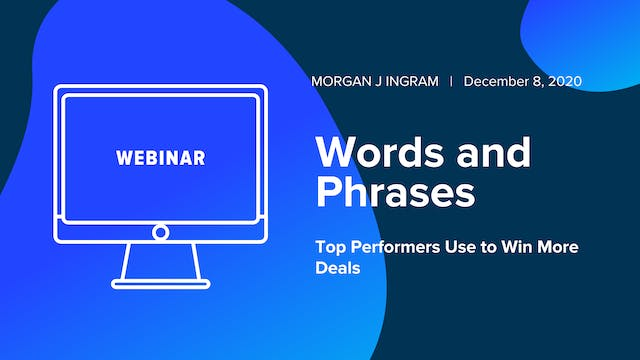 Words and Phrases Top Performers Use ...