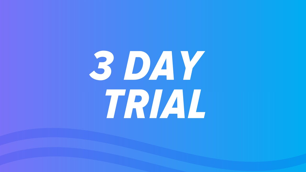 3-Day Trial