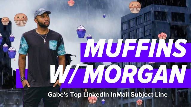 Gabe's Top LinkedIn InMail Subject Line