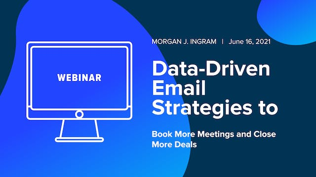Data-Driven Email Strategies to Book ...