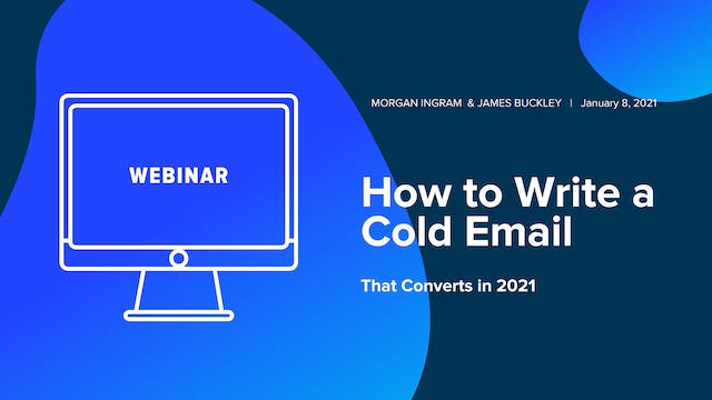How to Write a Cold Email That Conver...