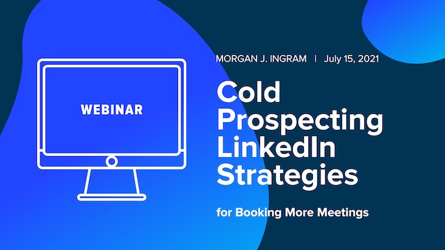 Cold Prospecting LinkedIn Strategies for Booking More Meetings