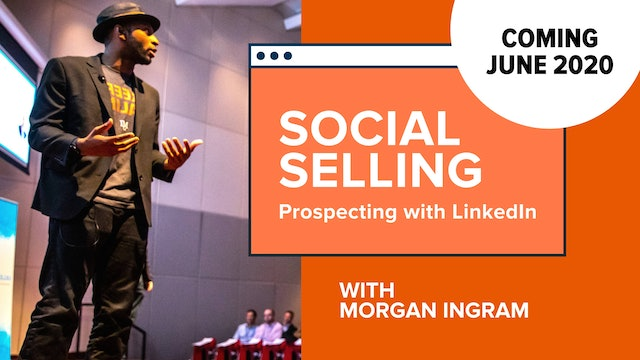 Social Selling: Prospecting with LinkedIn