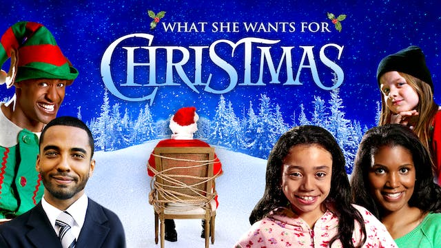 What She Wants For Christmas