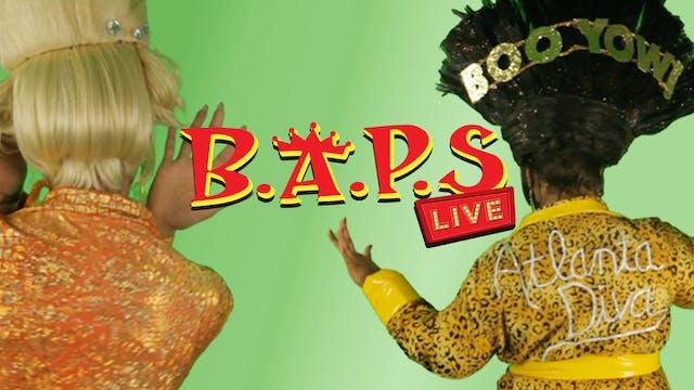B.A.P.S Live Stream Premiere