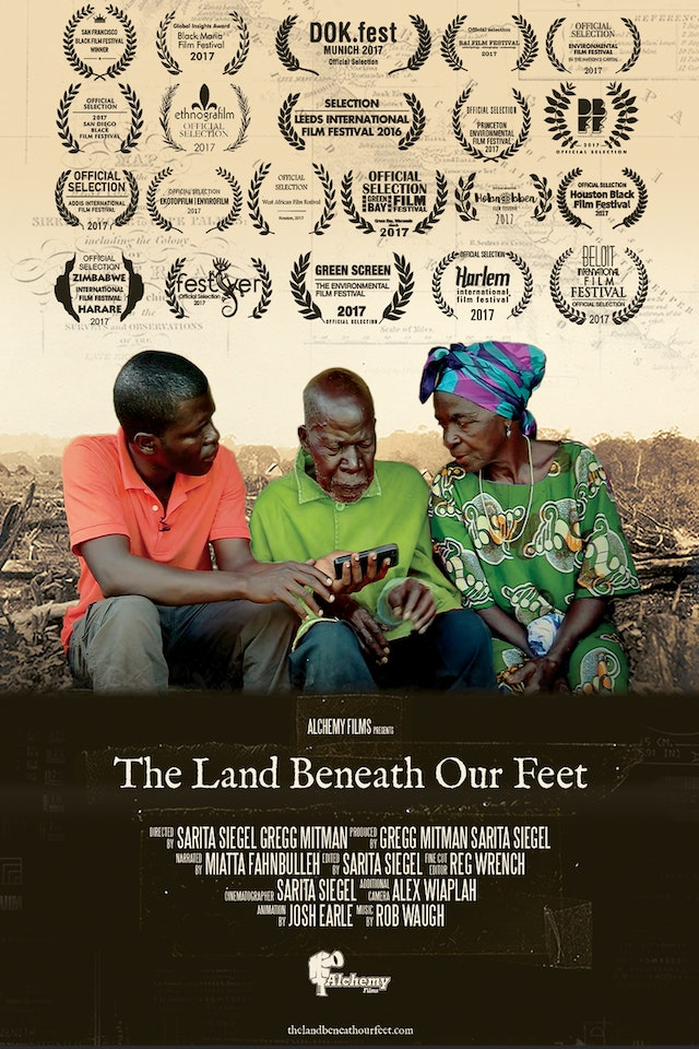 The Land Beneath Our Feet