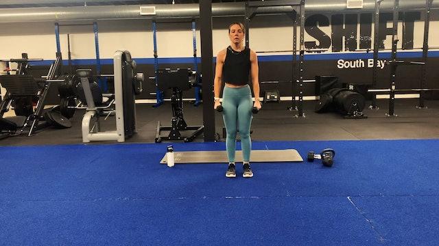 Core & Upper Body Advanced Workout