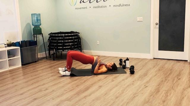 20-Minute Lower Body Core