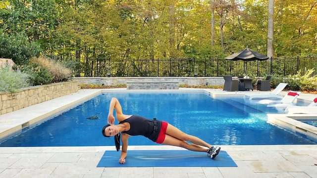 10 Minute Bodyweight Core Workout