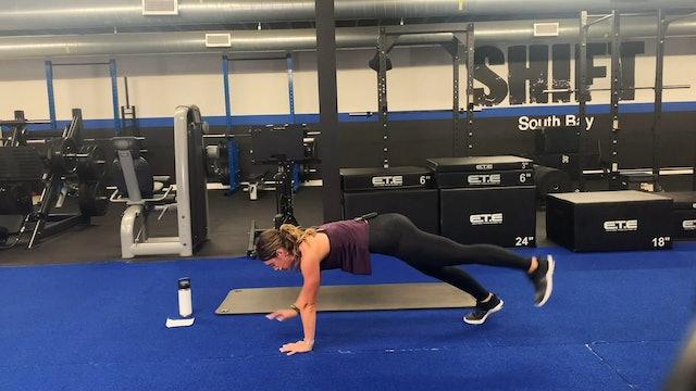 15-Minute Bodyweight Core Workout