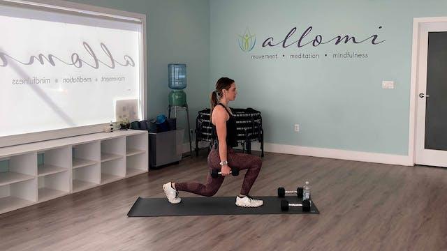 25 Minute Full Body Strength