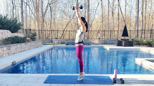 45-Minute Group Exercise Style Strength with ALL THE PULSING