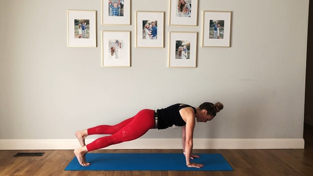 10-minute Core Burn Workout