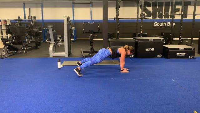 10-Minute Slider Core Workout