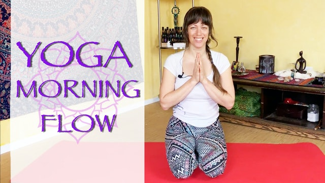 Rejuvenating Morning Yoga Flow