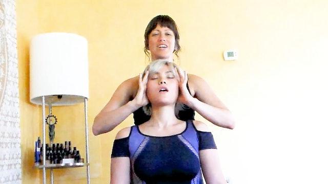 Thai Massage for Neck & Shoulders