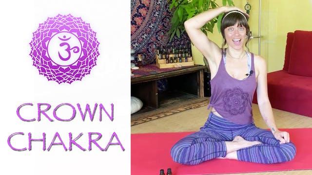 Crown Chakra Flow