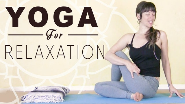 Yoga For Relaxation