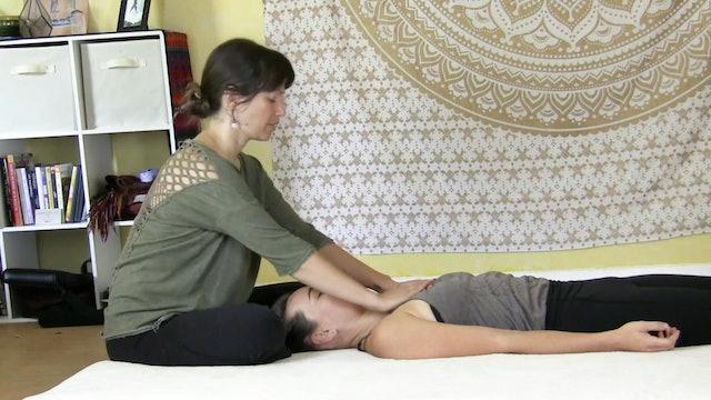 Sinus Relief Face Massage