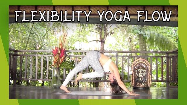 Flexibility Yoga Flow - Deep Holds