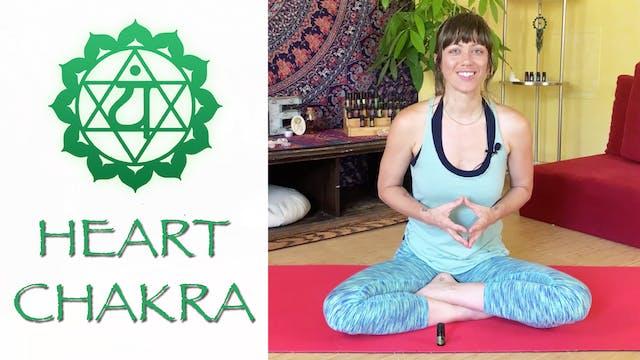 Heart Chakra Flow