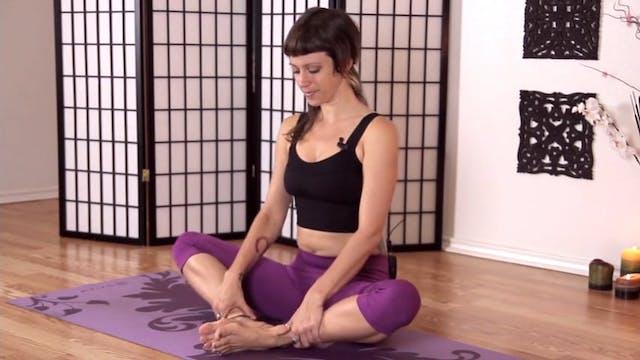 Radiant Heart Yoga Flow with Jen Hilman