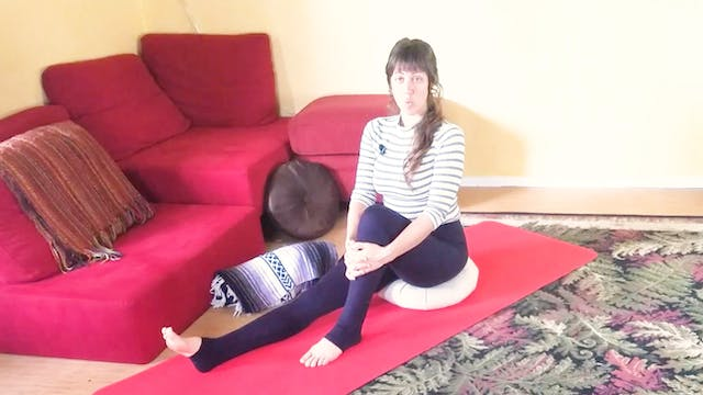 Yoga for Knee Recovery - Part 1